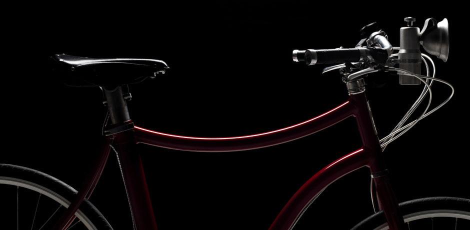 Petrini Cicli bici elettrica uomo stella summer colore rosso bk parallax