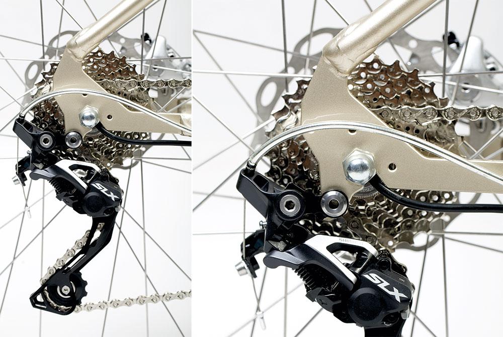 Petrini Cicli bici elettrica cambio a 9 rapporti high performance