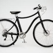 E-bike Stella uomo nero
